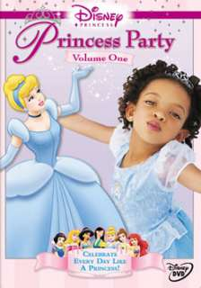 Disney Princess Party   Vol. 1 (DVD)