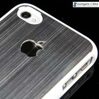 Aluminium Bumper Series Case Cover Fits For Apple iPhone 4 4S
