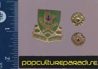 709th MILITARY POLICE BATTALION Army Pin DI DUI Crest