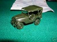BACHMANN JEEP HO SCALE