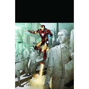 Invincible Iron Man #504 Books