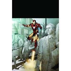Invincible Iron Man #504 Books