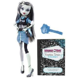 Monster High Frankie Stein Doll, Frankie Stein Doll