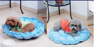 Pet Puppy Dog Cat Soft Bed Sleeping Bag Warm Cushion #3