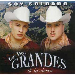 Soy Soldado, Los Dos Grandes de la Sierra Latin