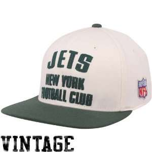 NFL Reebok New York Jets Natural Green Football Club