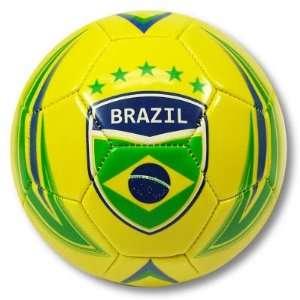 BRAZIL SOCCER OFFICIAL LOGO SOCCER BALL