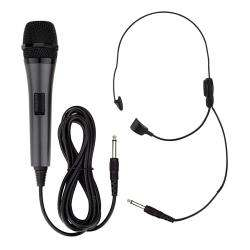 Emerson Professional Microphone Headset with Detac  Overstock