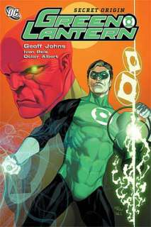 Green Lantern Secret Origin (Hardcover)