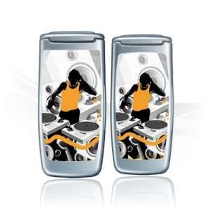 Design Skins for Nokia 2652   Deejay Design Folie