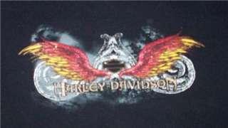 Hacienda Harley Davidson Motorcycles Scottsdale Airzona T Shirt Large