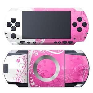 Crush Design Decorative Protector Skin Decal Sticker for Sony PSP Game