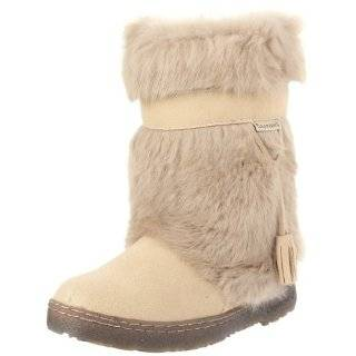 BEARPAW Womens Sonjo Fur Boot Shoes