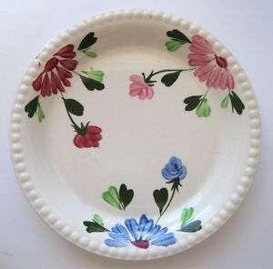 Mount Vernon Handpainted Pie Plate