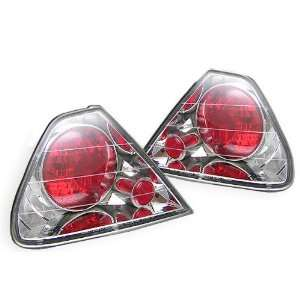 Honda Accord 1998 1999 2000 2DR Altezza Tail Lights