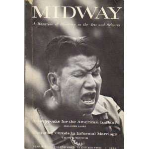 Midway a Magazine of Discovery in the Arts and Sciences