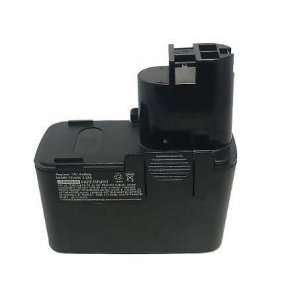 Power Tool Battery for Bosch BAT011 BH1214H Replaces
