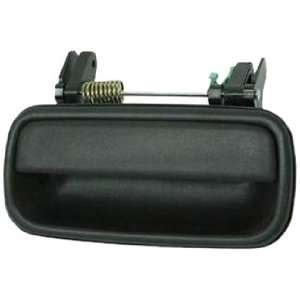 OE Replacement Toyota Tacoma Rear Driver Side Door Handle