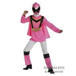 Childs Pink Power Ranger Costume (SizeSmall 4 6) Toys