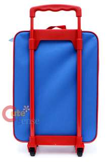 Thomas Tank Engine Rolling Luggage/SuiteCase/Travel Bag