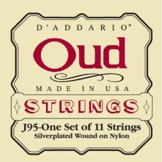 La Bella Oud String Set, Arabic: Musical Instruments