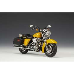 2007 Harley Davidson FLHRS Yellow Pearl Road King