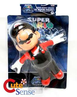 Super Mario Galaxy DX Sofubi Posable PVC Figure (Vol.2)