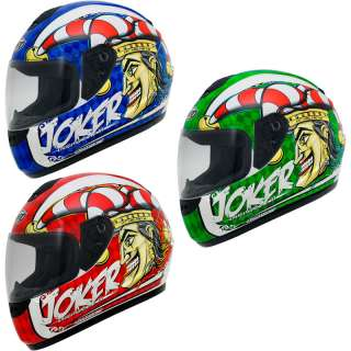 POLYCARBONATE MOTORCYCLE MOTORBIKE FULL FACE ROAD CRASH HELMET