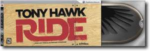 Tony Hawk Ride  Skateboard and Game for XBOX 360