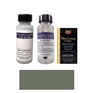 Gray Metallic Paint Bottle Kit for 2010 Audi TTS (LZ7H/X5): Automotive