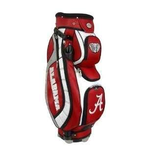 Alabama Crimson Tide Lettermans Club II Cooler Cart Golf
