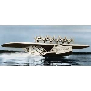 144 Dornier DoX Passenger Amphibian Aircraft (Plastic Mo Toys & Games