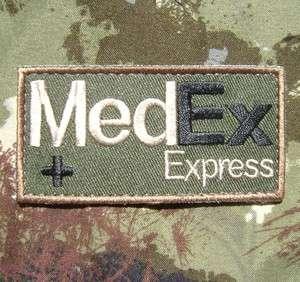 MEDEX ARMY COMBAT MEDIC MILSPEC MORALE MULTICAM FOREST CAMOUFLAGE