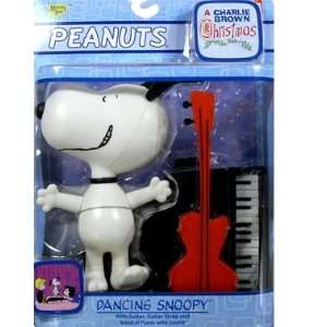 Peanuts A Charlie Brown Christmas Dancing Snoopy Action Figure