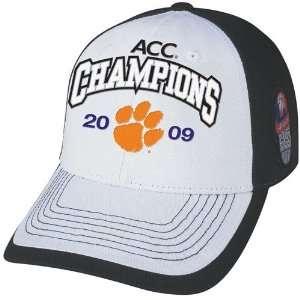Clemson Tigers Black NCAA 2009 ACC Mens Basketball Tournament