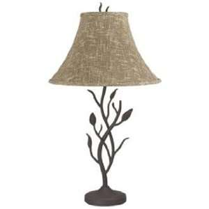 Wrought Iron Tree Table Lamp: Home Improvement