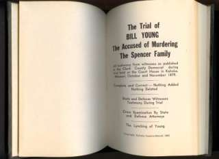 Trial Bill Young Accused Murder Missouri 1879 lynched