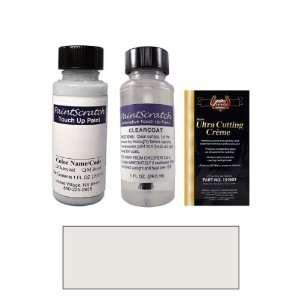 Oz. Ultra Silver Metallic (matt) Paint Bottle Kit for 2009 Hummer H2