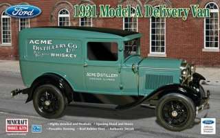 MODEL A SEDAN DELIVERY TRUCK PLASTIC MODEL 11237 0048051112372