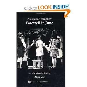 Farewell in June (Russian Theatre Archive) (9783718658367