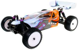 Vortex 1/10 Scale 4WD Electric RC Buggy   Radio Controlled Car