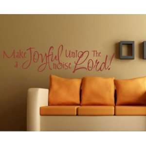 Make a Joyful Noise Unto the Lord Sports Hobbies Outdoor