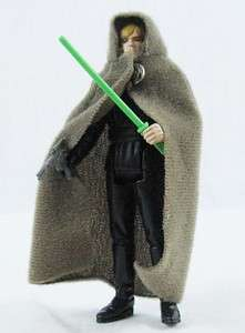 Vintage Star Wars Luke Skywalker Jedi Snap Cape