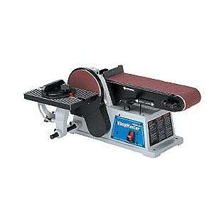 in. x 6 in. Belt/Disc Sander  Delta Tools Bench & Stationary Power