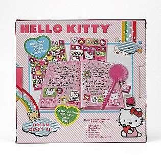 Dream Diary  Hello Kitty Toys & Games Arts & Crafts Craft Kits