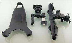 Headrest & Air Vent Car Mount Holder Samsung Galaxy Tab