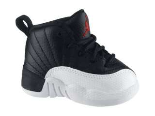 Air Jordan Retro 12 (2c 10c) Infant/Toddler Kids Shoe