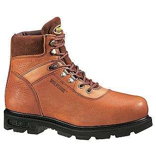 Harrison 6 Inch Steel Toe Boot 4904  Wolverine Shoes Mens Work