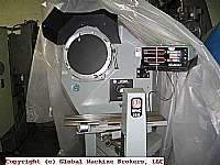 "Jones & Lamson 14"" Optical Comparator, Model Epic"