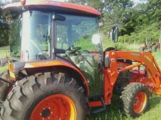 2011 Kubota L4240 Tractor with Cab and Loader